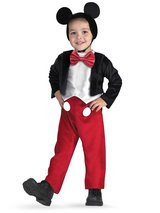 NEW Mickey mouse costume toddler 4-6 in Kingwood, Texas
