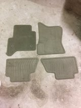 OEM 2015+ GMC Yukon carpet floor mats in Kingwood, Texas