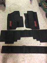 OEM 2007-2014 GMC Yukon All Weather Mats in Kingwood, Texas