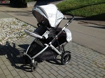 Double stroller, 2013 Britax B Ready, Grey in Stuttgart, GE