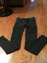 "***Ladies Black Abercrombie Jeans***25"" in Cleveland, Texas"