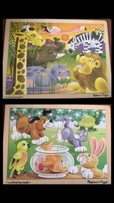 Melissa and Doug puzzles in Oceanside, California