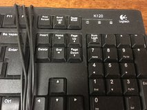 Logitech keyboard in Sandwich, Illinois