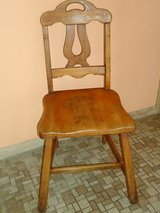 sturdy antique chair in Chicago, Illinois
