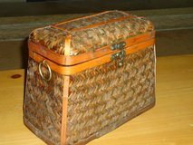 wicker box in Oswego, Illinois