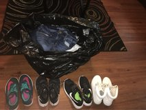 Youth girl clothes and shoes in Fort Leonard Wood, Missouri