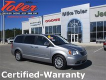 2015 Chrysler Town & Country Touring-L-Certified-Warranty(Stk#p2181) in Cherry Point, North Carolina