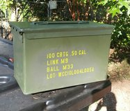 50 Cal ammo can in Warner Robins, Georgia