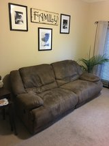 Double Reclining Couch in Camp Lejeune, North Carolina