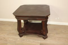 Solid Wood Side Table in Kingwood, Texas