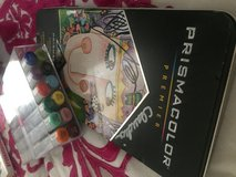 Comic markers and Prismacolors colored pencils bundle in Kingwood, Texas
