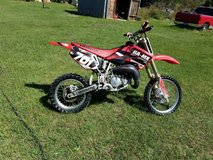 2005 Honda CR85R dirt bike in Warner Robins, Georgia
