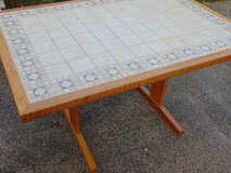 Tile Top Table in Chicago, Illinois
