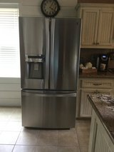 Refrigerator Stainless Steel in Kingwood, Texas