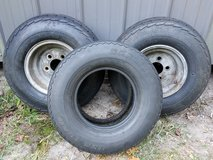 Boat Trailer Tires & Rims Size 20.5x8.0-10 in Fort Polk, Louisiana
