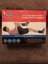 Valeo Ankle Weight  20 Lb in Travis AFB, California