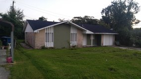 **FOR RENT 3BR 1.5BA** in DeRidder, Louisiana