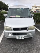 2001 Suzuki Every+ Seats7 in Okinawa, Japan