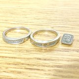 engagement and wedding band set! in Fort Leonard Wood, Missouri