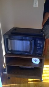 microwave and cart in Joliet, Illinois