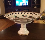 Lefton Pedestal Dish in Sugar Grove, Illinois