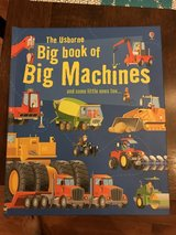 Reduced: The Usborne Big Book of Big Machines in Oswego, Illinois