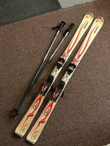 Nordica Olympia Victory Skis170cm in Travis AFB, California