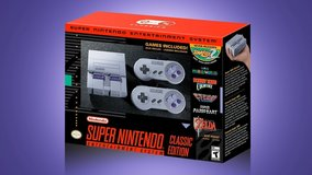 SNES CLASSIC NEW IN BOX W/RCEIPT (2 AVAIL) in Fort Carson, Colorado