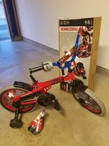 Optimus Prime bicycle without seat(New) in Travis AFB, California