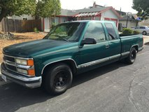 1996 Chevy truck 1500 in Travis AFB, California