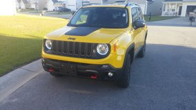 2016 JEEP RENEGADE TRAILHAWK 4X4 in Greenville, North Carolina