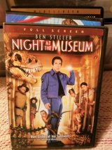 Night At The Museum - DVD in Lawton, Oklahoma
