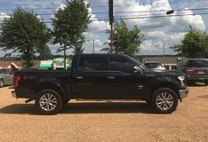 2015 Ford F-150 LARIAT (TEXAS EDITION) in Keesler AFB, Mississippi