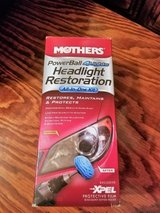 Mothers Headlight Restoration in Lawton, Oklahoma