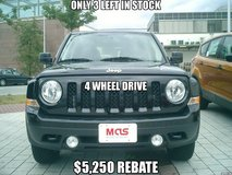 4 WD JEEP PATRIOT in Hohenfels, Germany