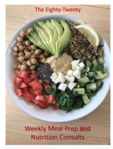 Weekly Meal Prep and Nutrition Consults @ http://theeighty-twenty.com in Okinawa, Japan