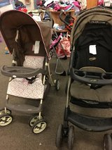 Strollers in Fort Leonard Wood, Missouri