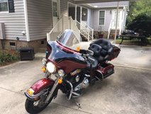 2001 Harley Davidson FLHTCUI Ultra Classic Electra Glide in Cherry Point, North Carolina