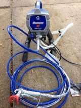 Airless Paint Sprayer in Kingwood, Texas