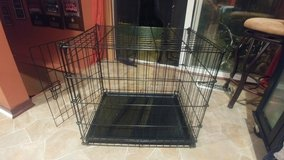 Small dog crate in Joliet, Illinois