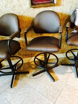 3 barstools in Kingwood, Texas