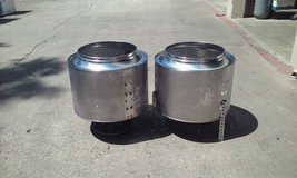 FIRE PITS (STAINLESS STEEL) in Camp Pendleton, California