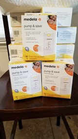 Medela breastmilk bags in Fort Irwin, California