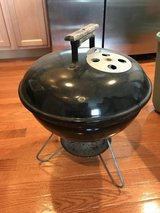Reduced: Weber Little Smokey Grill in Aurora, Illinois