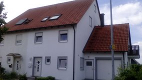Nice House with garden and garage in Bad Windsheim to rent in Ansbach, Germany