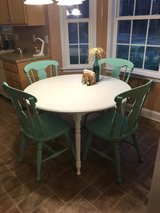 DIY Project- Dining table with 6 chairs in Kingwood, Texas