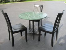 table & 3 Chairs in Naperville, Illinois