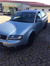 Audi A6 3.0i, Quattro, V6, automatic, leather in Grafenwoehr, GE
