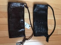 Leather Shoulder Bags in black and brown in Naperville, Illinois