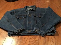 ***Unisex Denim Jacket***Sz Med. New in Kingwood, Texas